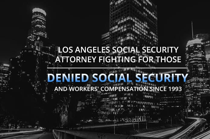 Los Angeles Social Security Attorney