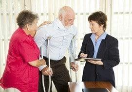 Discapacidad de ancianos